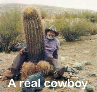 Prickly Cowboy