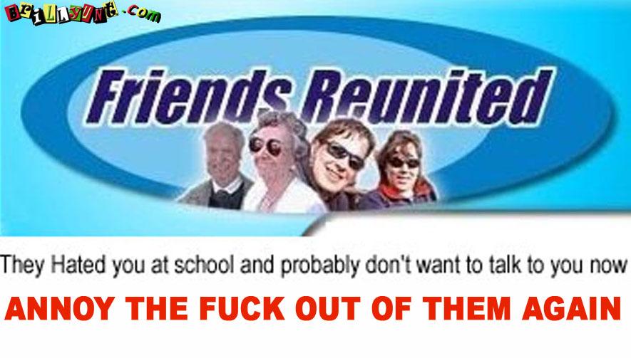 Friends Reuniited