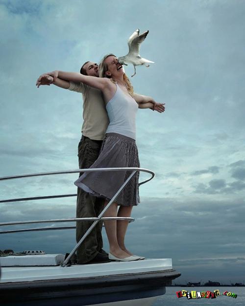 Titanic Moment