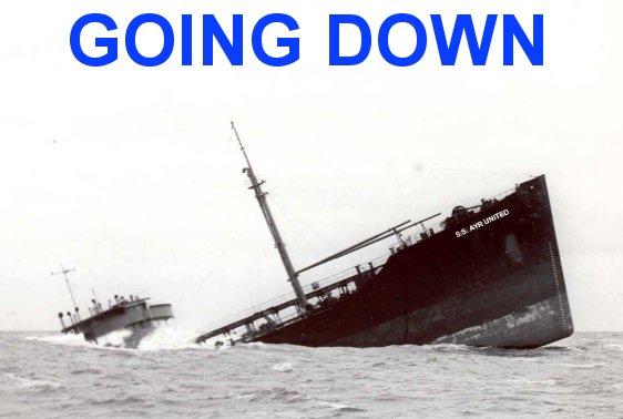 Ayr Going Down