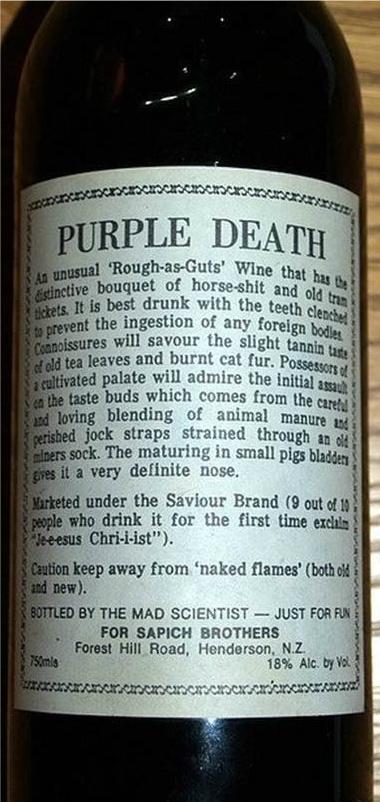 Fancy a Swally ??